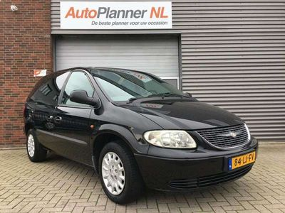 tweedehands Chrysler Grand Voyager 3.3i V6 SE Luxe! Automaat! 7-Persoons!