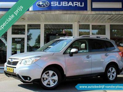 tweedehands Subaru Forester 2.0D CVT 147pk Premium * Navigatie * Trekhaak * De
