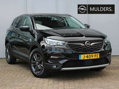 tweedehands Opel Grandland X 1.2 TURBO BUSINESS EXECUTIVE AUTOMAAT | RIJKLAARPR