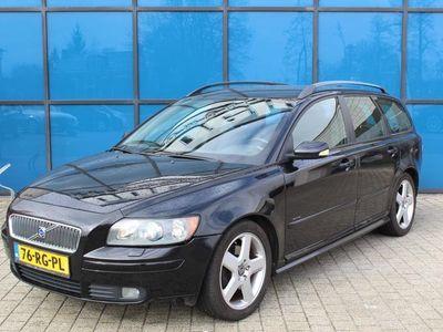 tweedehands Volvo V50 2.0D Summum | EXPORT | LMV | CRUISE | STOEL-VW | PDC A | XENON |