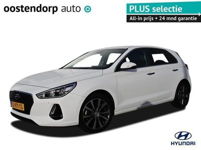 tweedehands Hyundai i30 1.4 Turbo 140pk Premium Hatchback