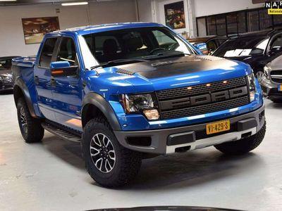 tweedehands Ford F-150 6.2 V8 *RAPTOR* Navi|Facelift|Org.NL|2de Eig|Prins