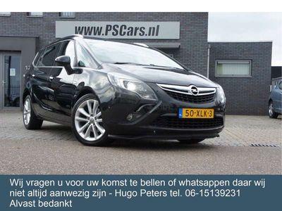 tweedehands Opel Zafira Tourer  1.4 Cosmo 7p. Bluetooth/Camera/Cruise/Clima/Navigatie/PDC/Velgen Luxe Uitvoering Bel 0615139231 voor een afspraak !!
