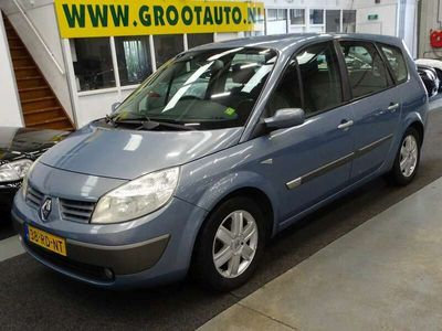 tweedehands Renault Grand Scénic 2.0-16V Privilège Luxe Airco, Cruise Control,Trekh