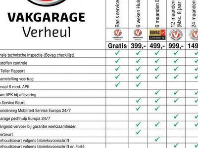 tweedehands VW Golf 1.4 TSI GTE Hybride €12899,-ex|€15708,-Incl