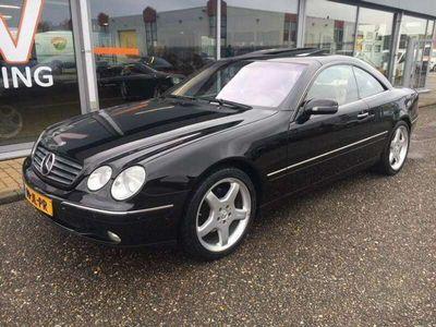 tweedehands Mercedes CL500 500