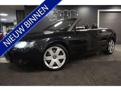 tweedehands Audi S4 S4 Cabriolet 4.2 V8quattro Automaat Pro line Youn