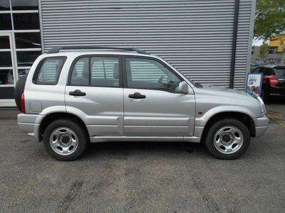 tweedehands Suzuki Grand Vitara 2.0 AC TREKGEWICHT 1850 KG