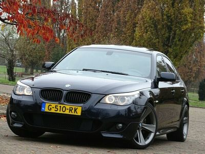 tweedehands BMW 550 5 Serie i V8 367PK+ / LCI / M-pakket