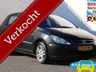 tweedehands Peugeot 307 1.6-16V Gentry !!INRUILKOOPJE!!