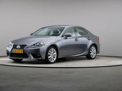 tweedehands Lexus IS300h Hybrid Business Line, Automaat, Navigatie, Xenon