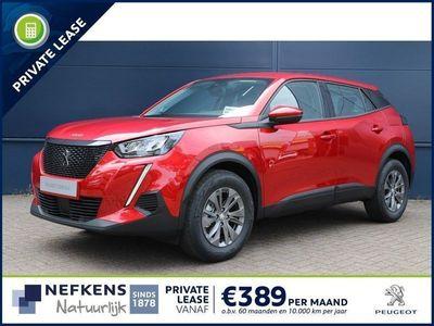 tweedehands Peugeot 2008 1.2 PureTech Active Voorraad Voordeel & Rijklaar!