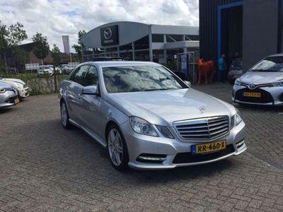 tweedehands Mercedes E200 CDI Amb. Avant. AMG Sport Automaat