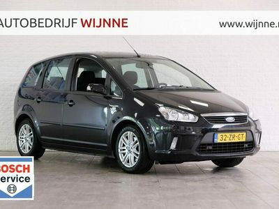 tweedehands Ford C-MAX 2.0-16V Ghia Automaat   Navi   Climate Control   PDC   Cruise Control