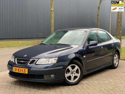 tweedehands Saab 9-3 Sport Sedan 1.8t Linear/AUT/NAVI/LEDER/PDC/STOELVE