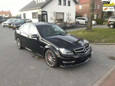 tweedehands Mercedes C63 AMG AMG Performance Package