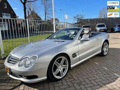 tweedehands Mercedes SL500 Amg Memory Bose ALLE OPTIES in zeer nette staat &