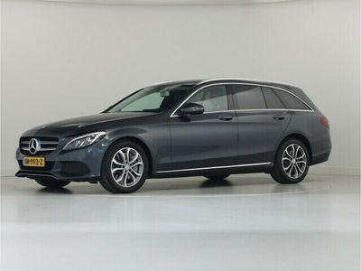 tweedehands Mercedes C350e C-Klasse ac 25.300,- incl. BTW  Estate Lease Edition
