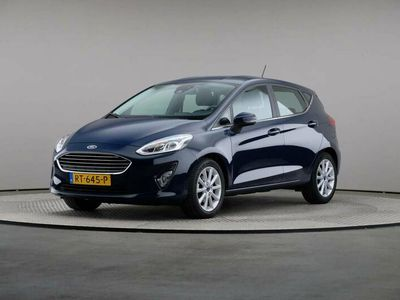 tweedehands Ford Fiesta 1.0 EcoBoost Titanium, € 12.900
