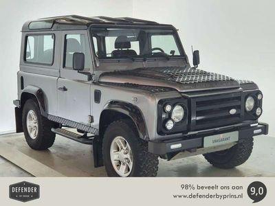tweedehands Land Rover Defender 2.4 TD 90 SW E | COLD CLIMATE | SIDEBARS | TREKHAA