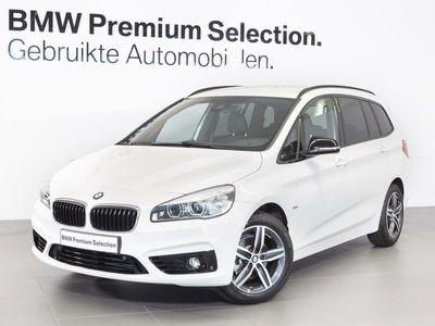 tweedehands BMW 216 2-SERIE GRAN TOURER d Corporate Lease Executive