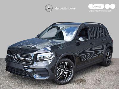 tweedehands Mercedes GLB200 Business Solution AMG   Nightpakket   Achteruitrijcamera   Stoelverwarming   Widescreen MBUX