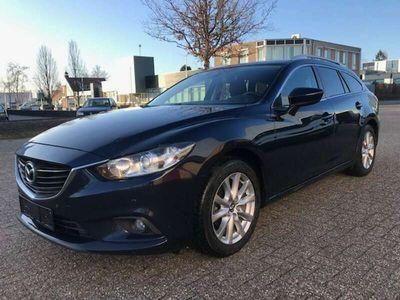tweedehands Mazda 6 6 2.2 DIESEL EURO
