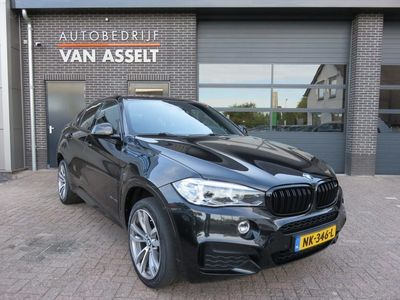 tweedehands BMW X6 xDrive40d High Executive M-Sportpakket Leer Navi Head-up