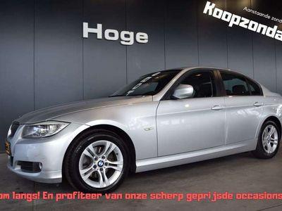 tweedehands BMW 318 3-SERIE d Corporate Lage KM!!! Business Line Navigatie Rijklaarprijs Inruil Mogelijk!