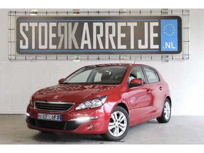 tweedehands Peugeot 308 1.2 130 pk PureTech, 2014, climatronic, stoelverwa