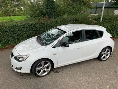 tweedehands Opel Astra 1.6 Turbo Sport