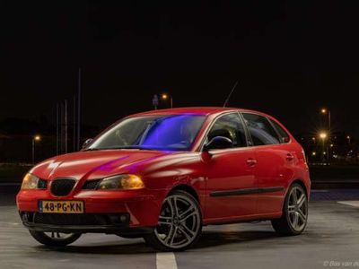 tweedehands Seat Ibiza 1.8-20V VT FR
