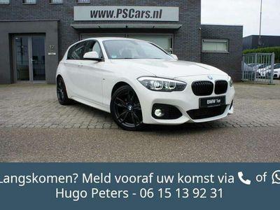 tweedehands BMW 118 118 i M-sport Shadow/Leder/LED/18''/Trekhaakafneemb