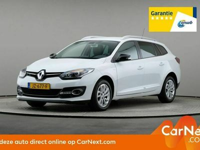 tweedehands Renault Mégane Estate 1.5 dCi Limited, € 9.400
