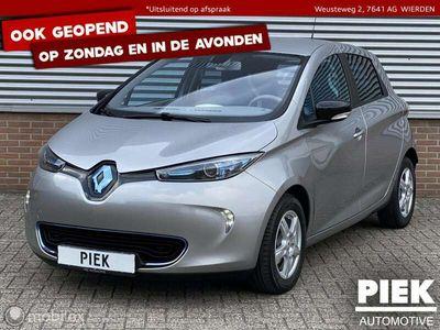 tweedehands Renault Zoe Q210 Zen Quickcharge 22 kWh (ex Accu) TOPSTAAT