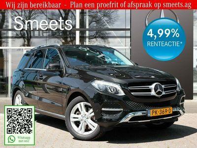 """tweedehands Mercedes GLE400 4MATIC Automaat   Navigatie   Panoramadak   Trekhaak   360"""" camera  """