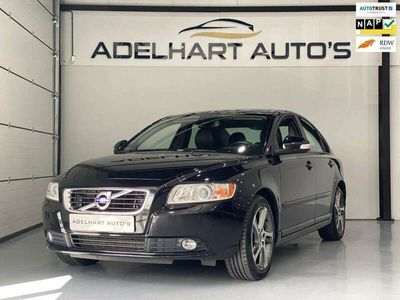 tweedehands Volvo S40 1.6 D2 S/S Limited Edition Navi Cruise