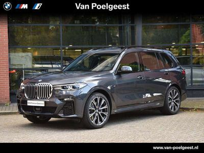 tweedehands BMW X7 xDrive40i High Executive M Sport Shadow 7 persoons / Driving Assistant Professional / Trekhaak / B&W Audio