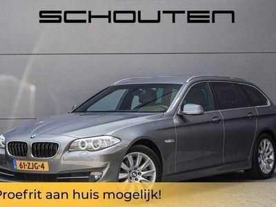 "tweedehands BMW 520 5-SERIE Touring i Upgrade Ed Aut Navi Leer Xenon 18"""