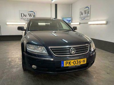 tweedehands VW Phaeton 3.0 TDI 5p. Highline UITV. van 1e EIG. ZEER MOOI !! met NWE APK/GARANTE