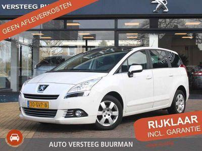 tweedehands Peugeot 5008 1.6 VTi Active 5P 120-PK Parkeersensoren, Climate