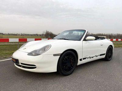 tweedehands Porsche 911 Carrera Cabriolet 996 996 3.4