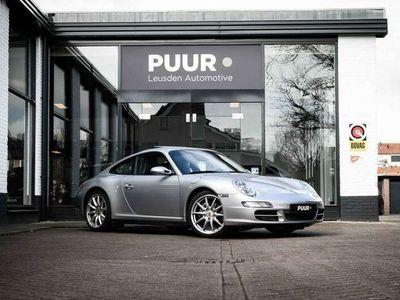tweedehands Porsche 911 Carrera 4 997 3.6Orig NL - Schuifdak - 89.000 km Orig