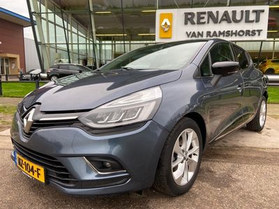 tweedehands Renault Clio 1.2 TCe Intens PDC A MediaNav Climate Cruise ''16 LM V