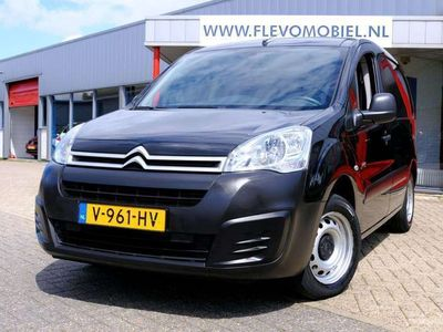 tweedehands Citroën Berlingo 1.6 BlueHDI 75 Business Economy 3-pers. Airco|Crui