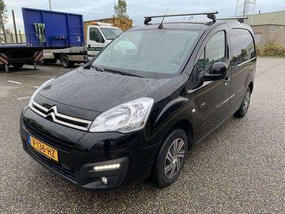 tweedehands Citroën Berlingo automaat airco navi 80000km