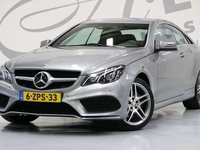 tweedehands Mercedes E250 Coupé BlueEFFICIENCY
