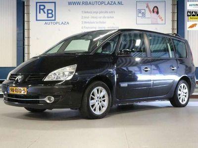 tweedehands Renault Grand Espace 2.0T 7-PERS / NAV / KEYLESS / VELG / NED AUTO + NA