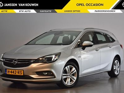 tweedehands Opel Astra Sports Tourer 1.4 Turbo 150PK Innovation / Navi / AGR / Keyless