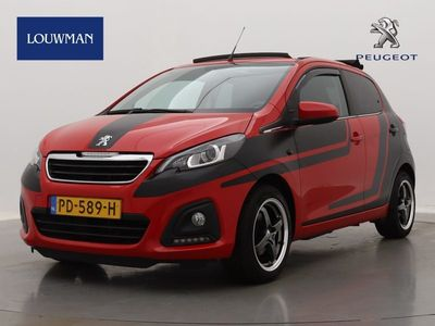 tweedehands Peugeot 108 1.0 e-VTi Active TOP! | Elektrisch Schuifdak | Airco | LMV | Striping | Bluetooth |